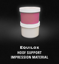 Equilox HOOF SUPPORT IMPRESSION MATERIAL